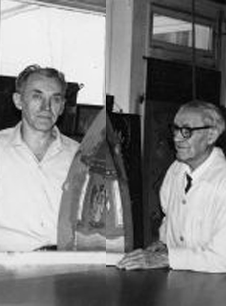 Arno (1917-89) and Paul Heuduck (1882-1972)