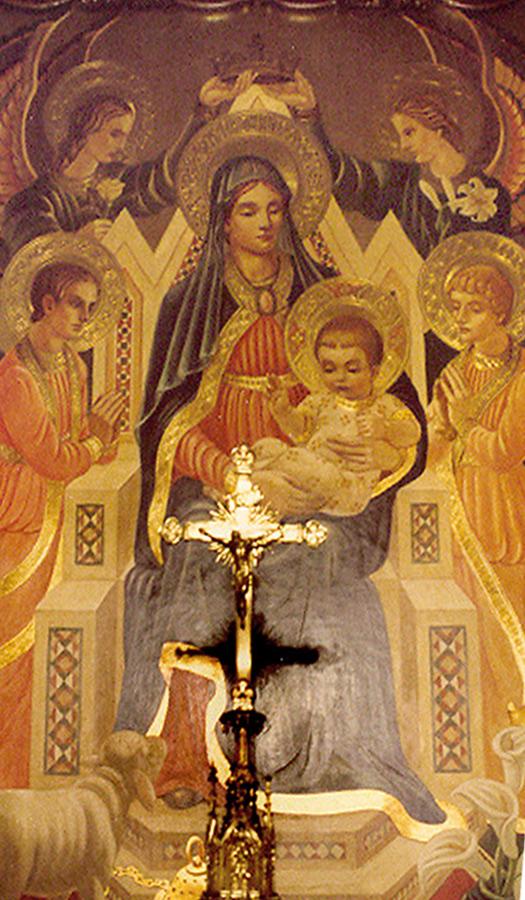 Our Lady altarpiece
