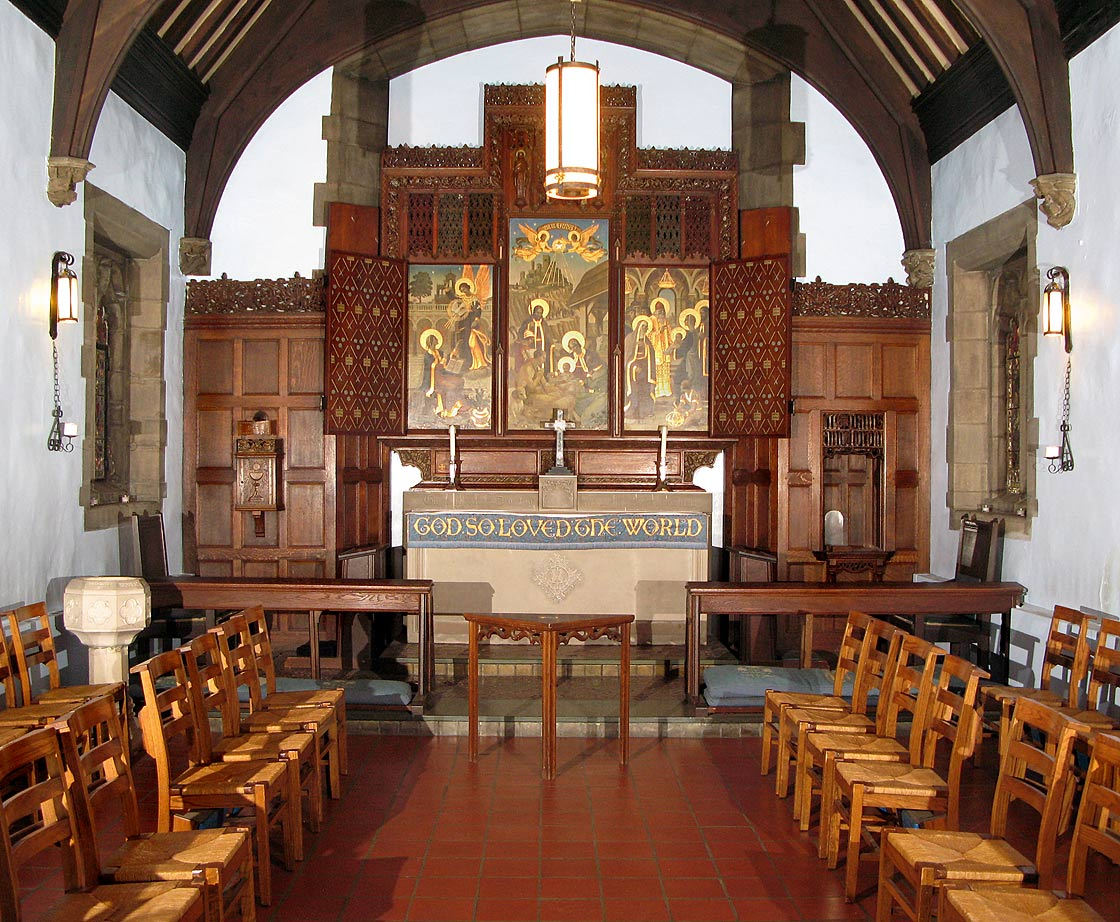 Chapel at the Episcopal Church of St. Paul and St. James