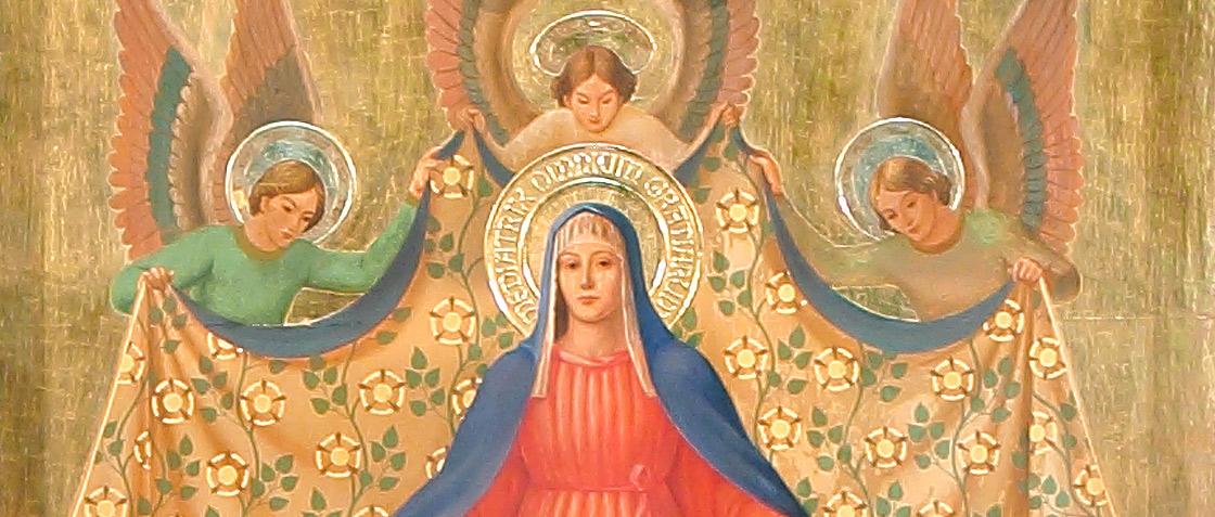 Altarpiece Banner