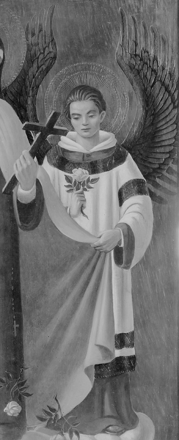 Right angel from St.Theresa