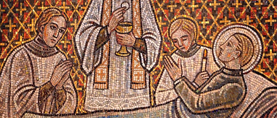 St. Aloysius Banner