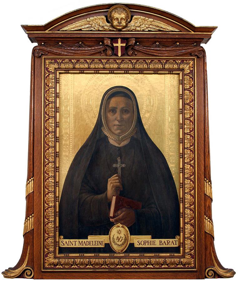 Portrait of Saint Madeleine Sophie Barat