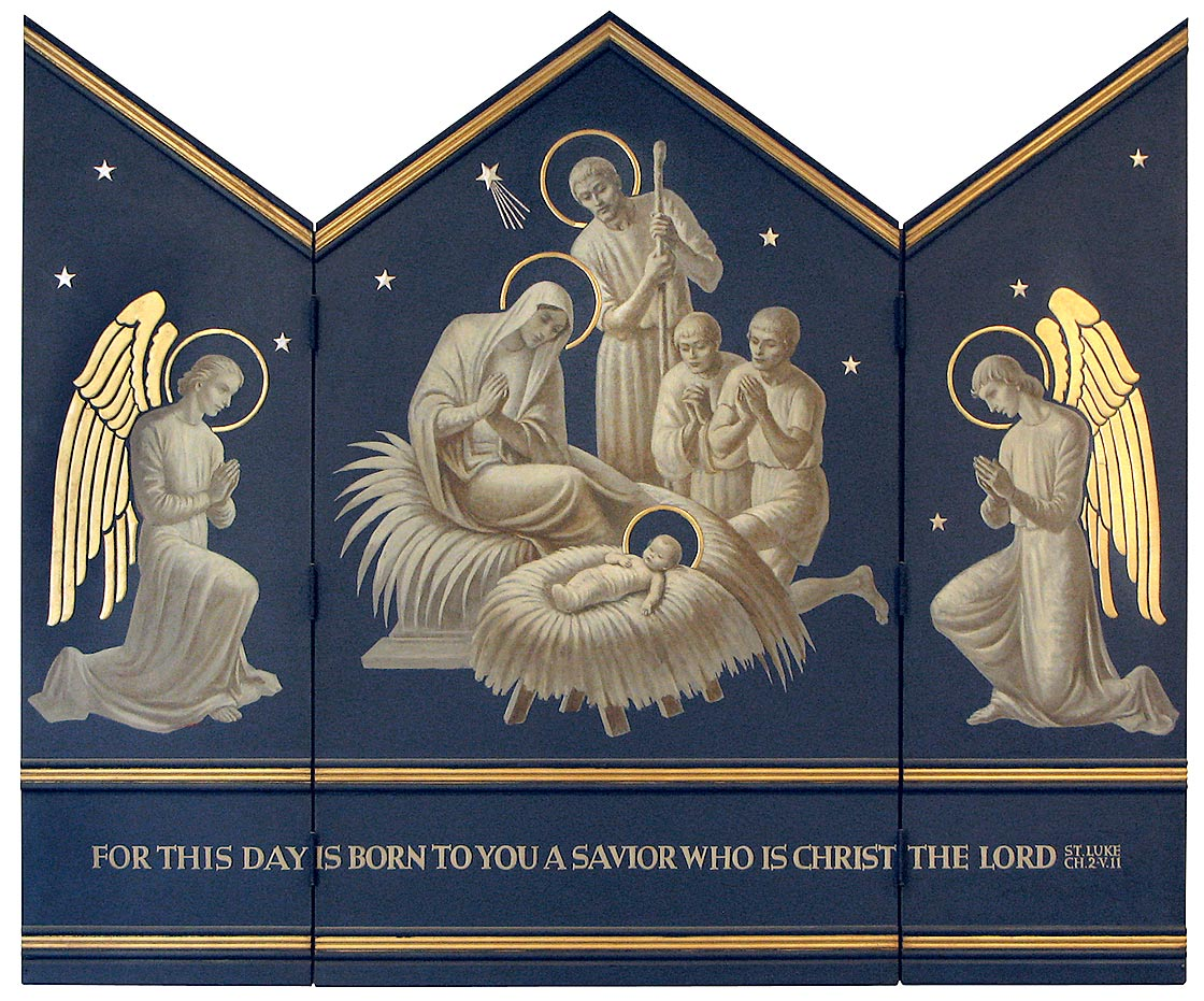 Triptych 201, Nativity
